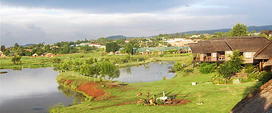 Lydenburg Accommodation at Klitzgras Chalets for affordable self catering accommodation in Lydenburg